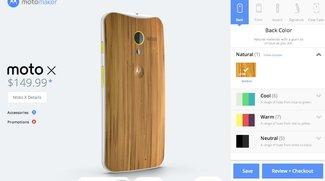 Moto Maker: Motorolas Design-Portal kommt nach Europa [Gerücht]