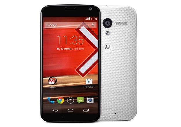 Moto X: Motorolas Smartphone-Kracher ab Februar in Deutschland [Update: Hands-On-Video]