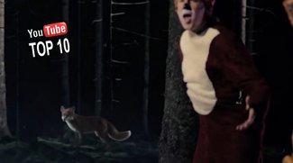 """YouTube Top 10: Musikvideos ohne Musik (nur mit den """"echten"""" Geräuschen)"""
