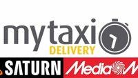 Media Markt & Saturn: Bestellungen können in Hamburg am gleichen Tag geliefert werden – per MyTaxi