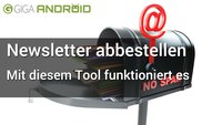 Alle Newsletter abbestellen: So geht es