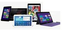 Tablet-Markt: Android überholt iOS