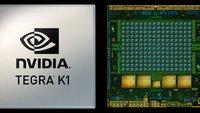 NVIDIA Tegra K1: Hoher Stromverbrauch macht SoC nutzlos für Tablets und Smartphones