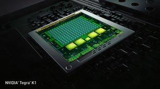 NVIDIA Tegra K1: Soll noch in diesem Jahr in Smartphones zum Einsatz kommen