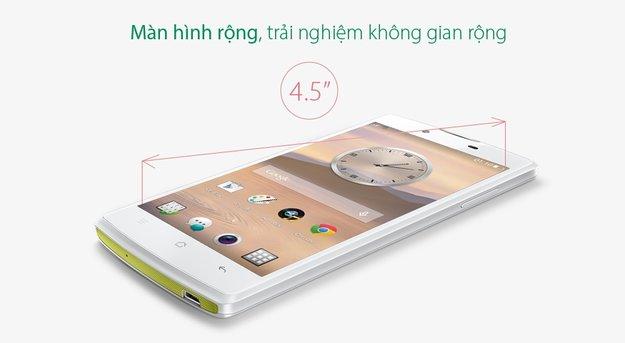 OPPO Neo: Neues Mittelklasse-Smartphone vorgestellt