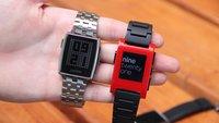 Pebble Steel: Foto der neuen Smartwatch geleakt