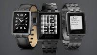 Pebble Steel: Neues Modell der erfolgreichen Kickstarter Smart Watch