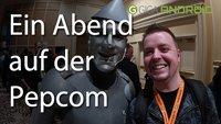 CES 2014: Ein Abend auf der Pepcom (Video)
