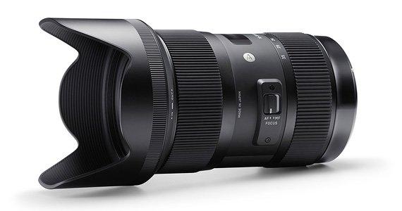 Sigma 18-35mm F1,8 DC HSM-Das lichtstärkste Zoom der Welt! - Praxistest