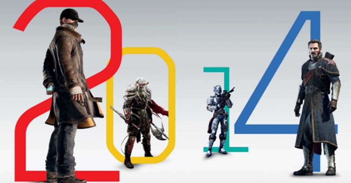 Spiele Release 2014
