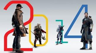 PS4 Games 2014: Die 10 wichtigsten PlayStation 4 Spiele des Jahres