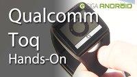 CES 2014: Qualcomm Toq Hands-On
