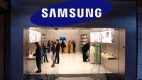 Samsung: 60 eigene neue Ladengeschäfte in Europa