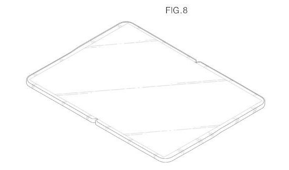 Samsungs Patent für ein faltbares Tablet ist da