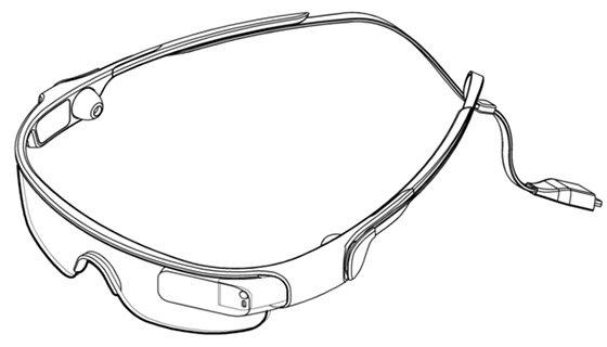 Samsung Galaxy Gear Specs: Datenbrille à la Google Glass zur IFA 2014 erwartet [Gerücht]