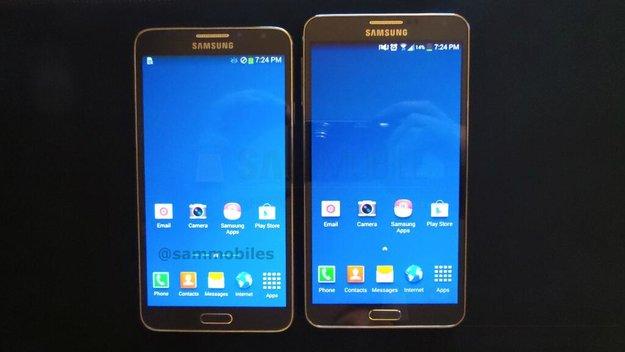 Samsung Galaxy Note 3 Neo: Budget-Phablet auf erstem Bild gesichtet