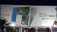Samsung Galaxy Note Pro 12.2, Tab Pro 12.2, 10.1 & 8.4: Specs & offizielle Werbebanner zu neuen Tablets gesichtet [CES 2014]