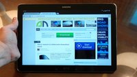 Samsung Galaxy NotePRO 12.2: Hands-On vom XL-Tablet mit S-Pen [CES 2014]