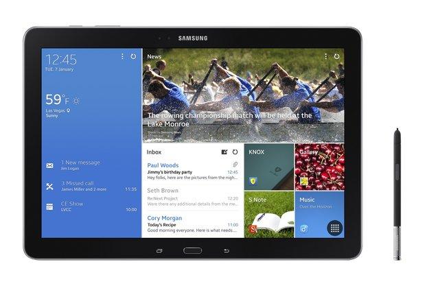 Samsung Galaxy TabPRO-Familie: Tablets ab sofort zu Preisen ab 399 Euro vorbestellbar