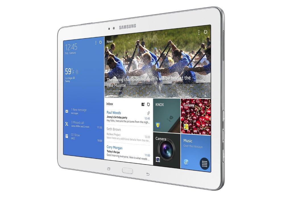 Samsung Galaxy NotePRO & TabPRO: Neues Tablet-Lineup mit 8.4, 10.1 und 12.2 Zoll vorgestellt [CES 2014] Bild