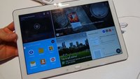 Samsung Galaxy TabPro 12.2: Riesen-Tablet im Hands-On-Video [CES 2014]