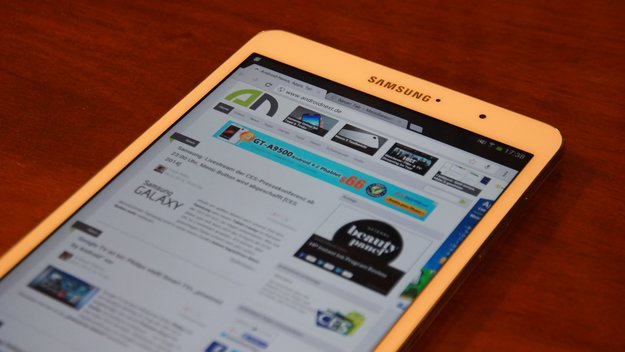 Samsung Galaxy TabPRO 8.4: iPad mini-Konkurrent im Hands-On [CES 2014]