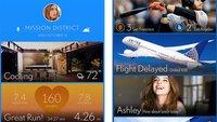 Samsung Galaxy S5: Geleakte UI-Screenshots zeigen Hybriden aus BlinkFeed & Google Now [Gerücht]