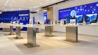 Samsung eröffnet 60 Shops in Europa