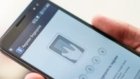 Fingerabdrucksensor für Touchscreens von CrucialTec patentiert