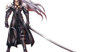 Final Fantasy VII: Schmied fertigt Sephiroths Masamune, Video