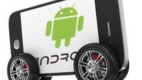 Android im Auto: Was wir in Zukunft erwarten können