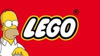 Die Simpsons: Trailer zur LEGO-Folge im Video