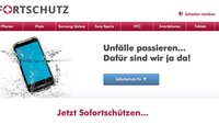 Mit Sicherheit ein gutes Gefühl: Die Handyversicherung von sofortschutz.net + Galaxy Note 3 zu gewinnen