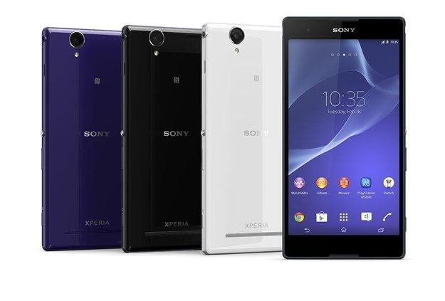 Sony Xperia T2 Ultra: Mittelklasse-Phablet offiziell angekündigt