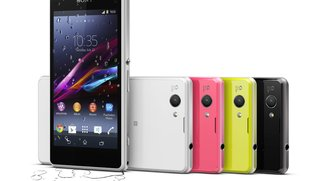 Sony Xperia Z1 compact: Mini-Bolide mit Snapdragon 800 ist offiziell [CES 2014]