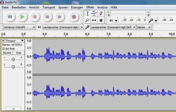 PC-Sound aufnehmen: Mit Audacity das interne Audio mitschneiden (auch ohne Stereomix)