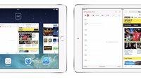 iOS 8: Split-Screen-Multitasking noch nicht zur WWDC fertig