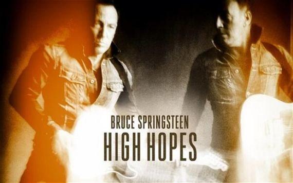 Bruce Springsteen – High Hopes im Stream kostenlos vorab hören