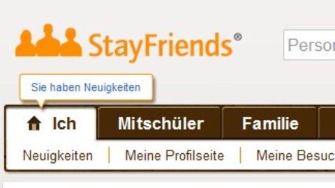Löschen stayfriends profil StayFriends kündigen:
