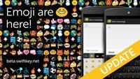 SwiftKey: Neue kostenlose Beta-Version unterstützt Emojis
