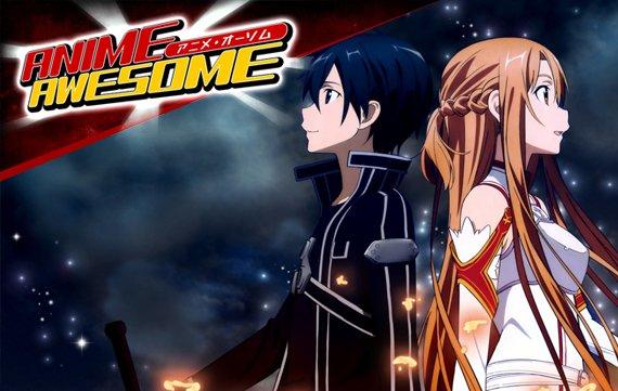 Anime Awesome: Sword Art Online - Spiel um dein Leben
