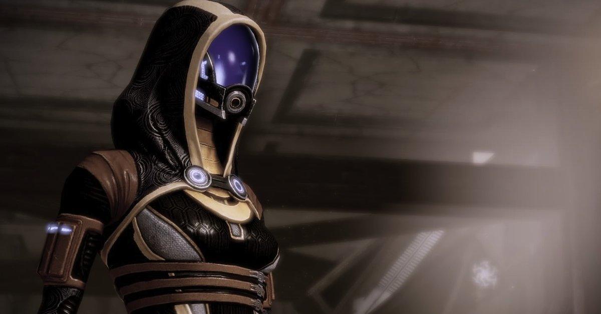 Mass Effect: Eltern benennen ihr Kind nach Videospielcharakter