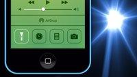 iOS 7: Taschenlampe am iPhone ohne Kontrollzentrum ausschalten (Mini-Tipp)