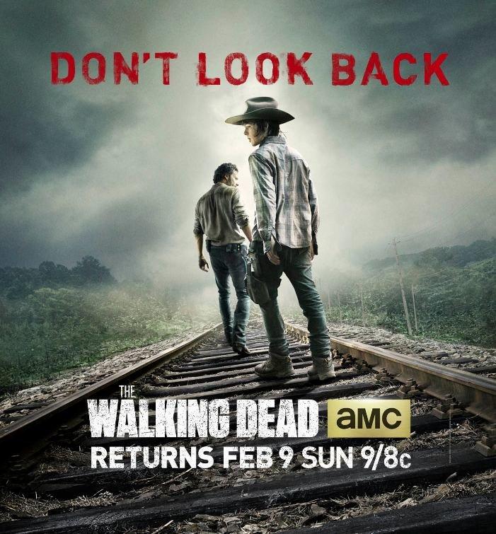 The Walking Dead Staffel 4 Trailer