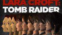 Tomb Raider-Infografik: Alle Lara Crofts im Überblick - von 1996 bis heute