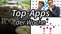 Geknobel, Geballer und Geschick: Die Top-Apps der Woche