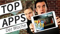 Brettspiel-Nostalgie und Zeitreisen-Romantik: Die Top Apps mit Stargast Tom
