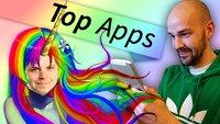 Einhörner, Mäuse und verpasste Trends: Die Top Apps der Woche