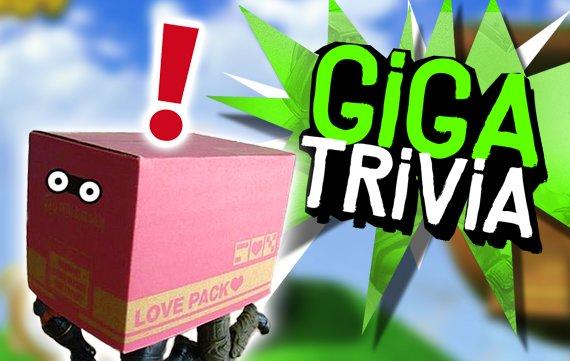 GIGA Trivia #29: Die sicherste Pappschachtel der Welt!