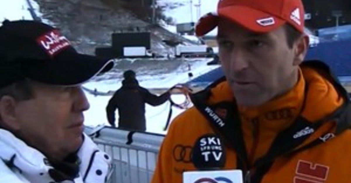 skispringen online